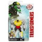 Generations - Robots in Disguise RID - Gold Armor Grimlock - MOSC