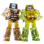 H19T and H20T Vanilla Ice Translucent Version Set of 2 Figures | Newage