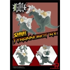 Fansproject - Ryu-Oh Tyrannobot RX Shell - Limited Edition - MISB