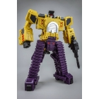 ToyWorld - Constructor - TW-C02B Unearth - Yellow Version - MIB