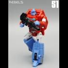 Mech Fans Toys MFT MF-51 Rebels
