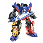 TFC Toys - Trinity Force - Set of 3 - Loose