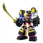 Mighty Morphin Alien Rangers - Super Mini Pla - Shogun Megazord - Mint In Box