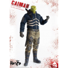 Threezero Dorohedoro Caiman Anime Version 1:6 Scale Figure