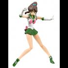 S.H.Figuarts Sailor Jupiter Animation Color Edition | Pretty Guardian Sailor Moon