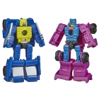Race Track Patrol Set of 2 | Transformers War for Cybertron Earthrise Micromasters