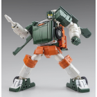 MX-9T Paean Cartoon Version | X-Transbots MasterX