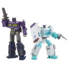 Transformers Generations Selects Shattered Glass Optimus Prime and Ratchet Set of 2
