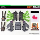 DNA Design DK-21 WFC: Earthrise Titan Scorponok Upgrade Kit