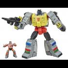 06 Leader Grimlock and Wheelie | Transformers Studio Series Transformers: The Movie 86
