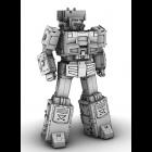 MS03 Iron Arm | Moon Studio