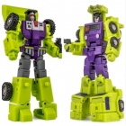 H31 Crocell and H32 Marbas Set of 2 Figures | Newage the Legendary Heroes