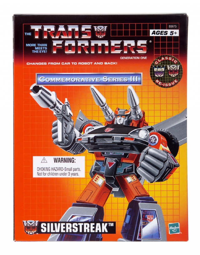 Reissue Commemorative Series - Silverstreak