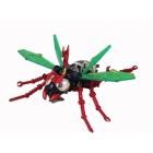 Beast Wars - Transmetal 2 - Waspinator - Loose - 100% Complete!