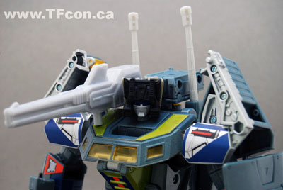 TFcon 2011 Exclusive - Stronghold Head Piece - MOSC