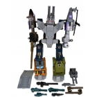 Transformers G1 - Bruticus - Loose - Near Complete!