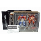 Henkei Classics - Sons of Cybertron - Optimus Prime & Rodimus - Clear Set - MIB - 100% Complete