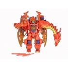 Beast Wars - Transmetals 2 - Megatron - Loose - 100% Complete