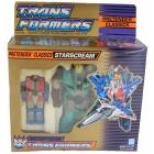 Transformers G1 - Boxed - Pretender Starscream - MIB - 100% Complete