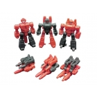 Shooter Master - 3 Pack - Animated Robots Set of 3