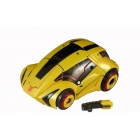 Transformers 2010 - Generations  - WFC Bumblebee - Loose - 100% Complete