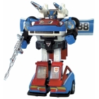 Reissue Commemorative Series - Smokescreen - MIB - 100% Complete