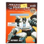 Reissue Commemorative Series - Autobot Jazz - MIB - 100% Complete