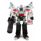 Henkei Classics - D-01 Megatron - MIB - 100% Complete