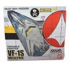Bandai Macross - VF-1S  Valkyrie - Roy Focker ver. - MIB