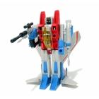 Reissue - Transformers Collection - TFC #9 Starscream - MIB - Figure 100% Complete