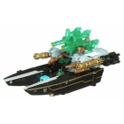 Power Core Combiner - Undertow w/ Waterlog - Loose - 100% Complete