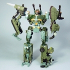 Transformers United - EX Combat Master Prime Mode