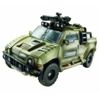 Transformers 2010 - Deluxe Series 01  - Fallback - Loose - 100% Complete