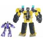 Power Core Combiner 2-Pack - Sledge w/Throttler - Loose - 100% Complete