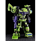 Make Toys - Green Giant - Type 61 - Set of 6 Pieces