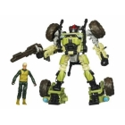 DOTM - Human Alliance - Series 01 - Sandstorm w/ Private Dedcliff