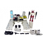 Transformers G1 - Metroplex - Loose - As Is