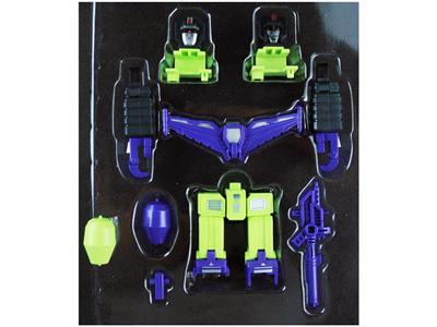 JB-07 - Power of Destruction - Upgrade Kit - MIB