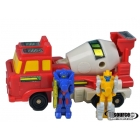 Transformers G1 - Targetmaster Quickmix - Loose - 100% Complete