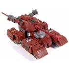 Transformers 2011 - Generations Series 04 - Warpath - Loose - 100% Complete