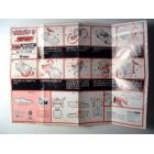 Instruction Manual - C-304 - Lightfoot Japanese - Grade B