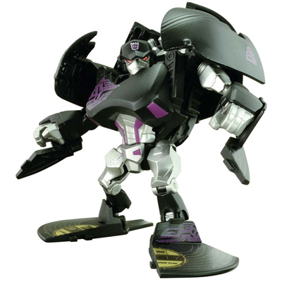 Transformers Capbots Megatron Capticon