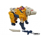 Transformers G1  - Weirdwolf - Loose - Near Complete