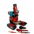 Transformers G1 - Perceptor - Loose - Near Complete