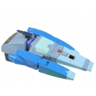 Transformers G1 - Blurr - Loose - As Is