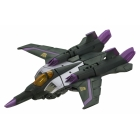 Transformers - Animated - Voyager Class - Skywarp - Loose - 100% Complete