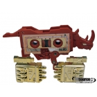 Transformers G1 - Ramhorn - Gold Weapons - Loose - 100% Complete