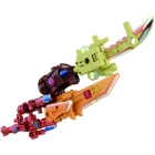 Japanese Transformers Prime - AMW13 - Arms Micron Ultimate 5 Piece Set A