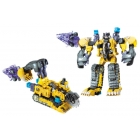 Transformers 2010 - Power Core Combiner 2-Pack - Sledge w/Throttler - MOC - 100% Complete