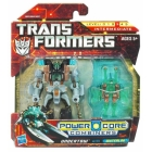 Transformers 2011 - Power Core Combiner 2-Pack - Undertow w/ Waterlog - MOC - 100% Complete